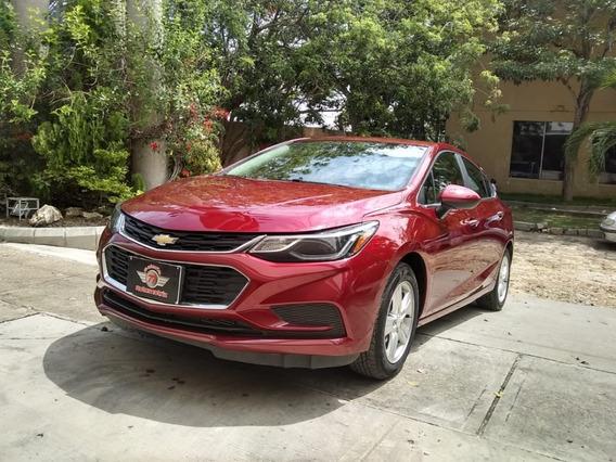 Chevrolet Cruze Lt Automático 2018