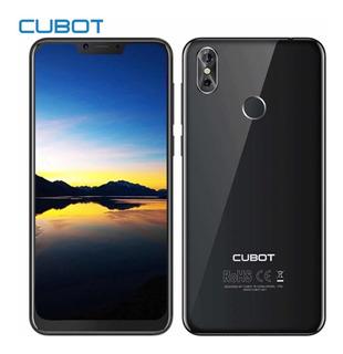 Celular Cubot P20 Tela 6.18 Android 8.0 4gb 64gb Preto