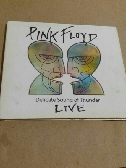 Cd Pink Floyd Delicate Sound Of Thunder Live