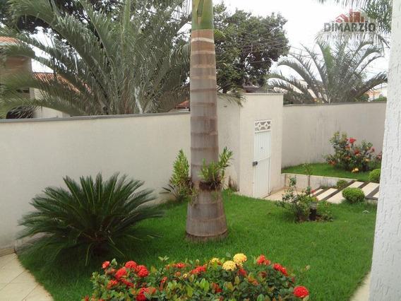Casa Residencial À Venda, Jardim Ipiranga, Americana. - Ca0977