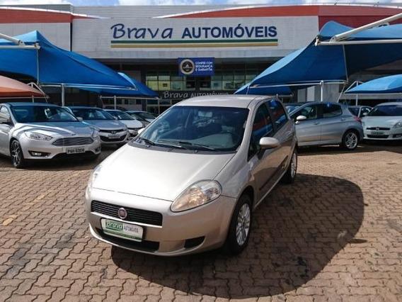 Fiat Punto Attractive 1.4 Flex, Jio4472