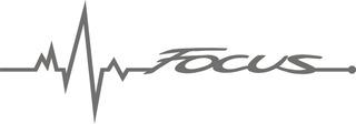Calco Focus En Mi Sangre 20 X 7 Cm - Graficastuning