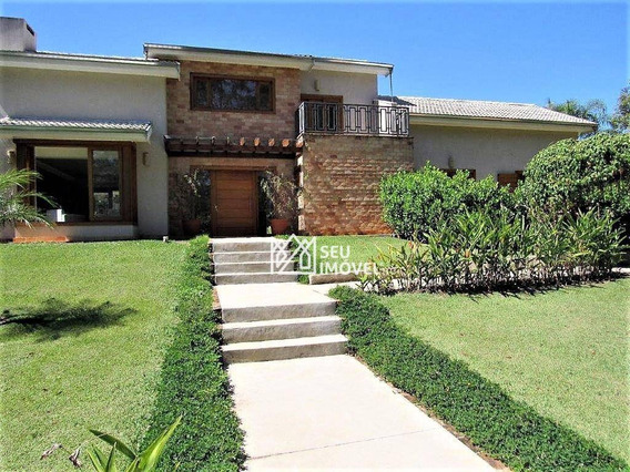 Casa Com 3 Dormitórios À Venda, 350 M² Por R$ 3.100.000 - Fazenda Vila Real De Itu - Itu/sp - Ca1920