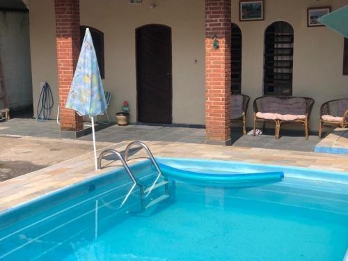 Imagem 1 de 14 de Imóvel Com Piscina E 3 Dormitórios Em Itanhaém. 5094e