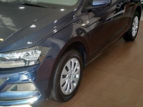 Volkswagen Nuevo Polo Trendline At Azul 2018 0km