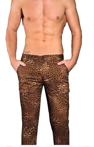 Pantalon Narciso Animal Print