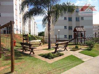 Apartamento Com 2 Dorms, Jardim Nossa Senhora De Fátima, Hortolândia - R$ 150 Mil, Cod: 57 - V57