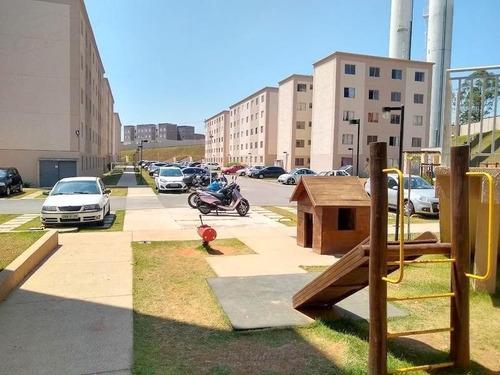 Imagem 1 de 16 de Apartamento Para Venda, 2 Dormitórios, Jardim Petrópolis - Cotia - 22421