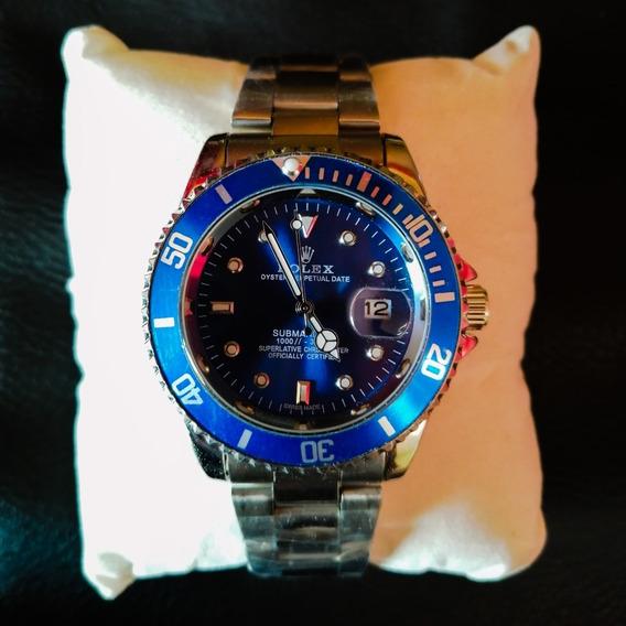 Reloj Rolex Hombre Bisel Giratorio Fechador Envío Gratis