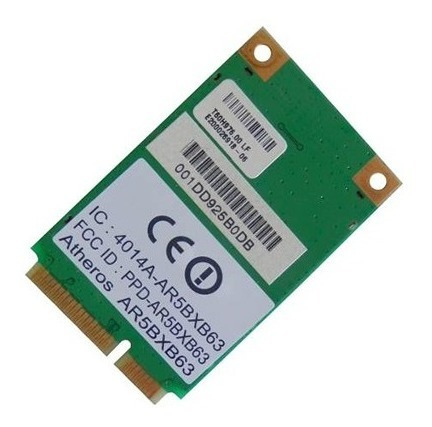 Mini Pci Wireless Original Notebook Lg R400 - Ar5bxb63