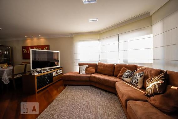 Apartamento No 14º Andar Mobiliado Com 4 Dormitórios E 3 Garagens - Id: 892971597 - 271597