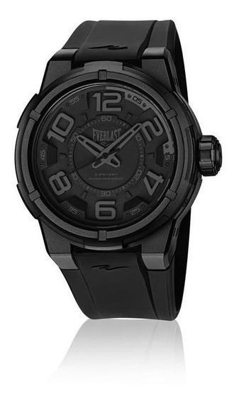 Relógio De Pulso Everlast Masculino Caixa Abs E683