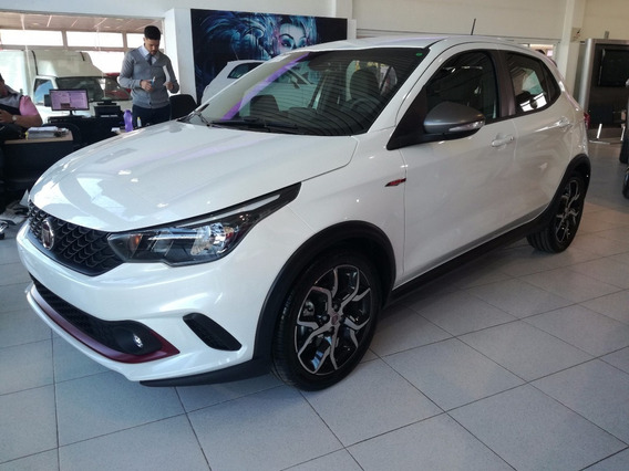 $300.000 Bonificacion Gobierno Fiat Argo 0km Tomo Usados Z-