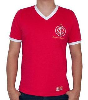Camisa Retrô Masculina Internacional 1975
