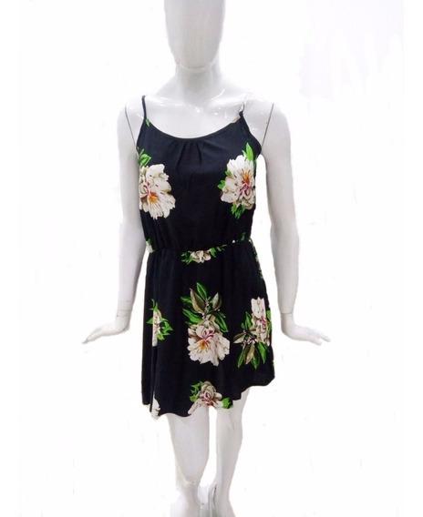 Vestido Alcinha Soltinho Floral Verão Moda Praia 2018