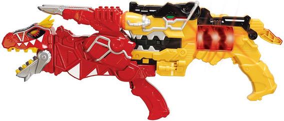 Power Rangers Dino Super Charge Morper Y T-rex Morpher Blast