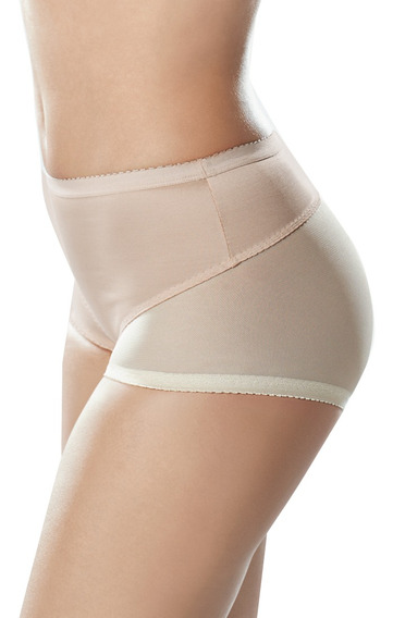 Boxer Mujer Realce Gluteos Chica Color Piel Ljas Fuller