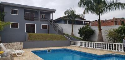 Chácara Com 2 Dormitórios À Venda, 1000 M² Por R$ 350.000 - Parque Residencial Itapeti - Mogi Das Cruzes/sp - Ch0014