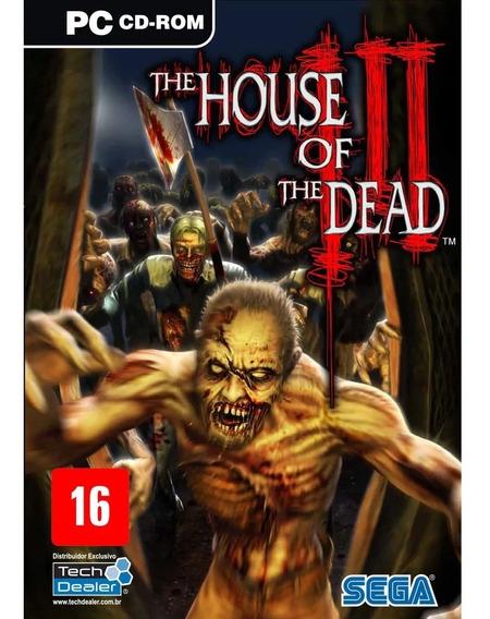 Jogo The House Of The Dead Pc *novo*