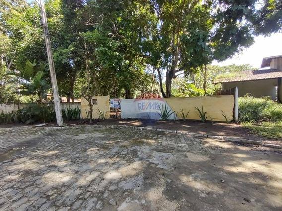 Excelente Terreno, 2263 M², Condomínio Chácaras Da Lagoa Em Maceió- Al. - Te0259