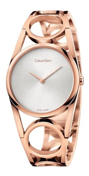 Reloj Calvin Klein Modelo: K5u2m646 Envio Gratis