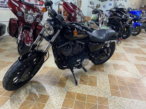 Imagen 1 de 13 de Harley Sporster 1200 2008 (a552)