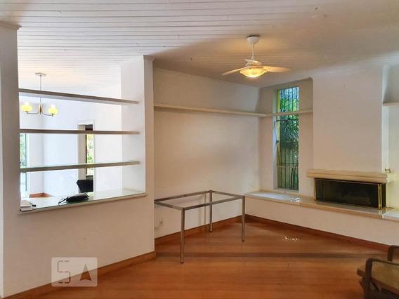 Casa Para Aluguel - Jardim Europa, 3 Quartos, 250 - 893056647