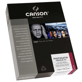 Papel Fotográfico Canson Photo Performance Satin A3 310gsm