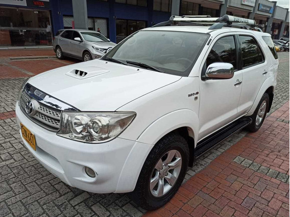 Toyota Fortuner Sr5 3.0 4x4 2009