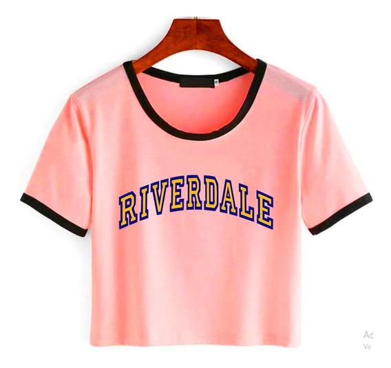 Remera Corta Riverdale Vixens