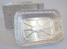 500 Bandejas Alumínio Para Personalizar Lembrancinha 250 Gr