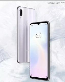 Xiaomi Redmi Note 7 64gb 4gb Global Branco+ Película De Vid