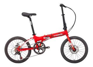 Bicicleta Trinx Flybird 1.0 Plegable