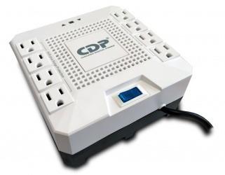 Regulador De Voltaje 1800 Va 1000 W 8 Tomas Cdp R-avr1808
