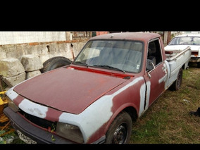 Peugeot 504 2.3 Pick Up Grd 1991