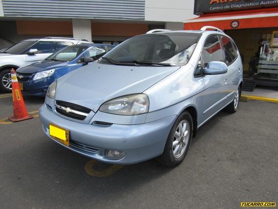 Chevrolet Vivant Lt 2.0 At