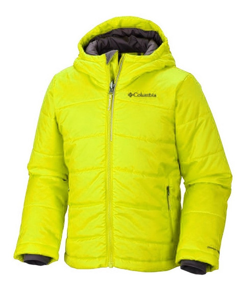 Campera Niño Columbia Shimmer Me Jacket Oh Impermeable P°