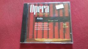 Cd Opera Colletion - Aida 2ª Parte - Original