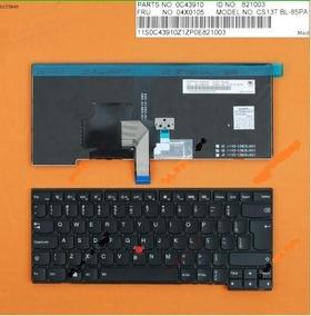 Teclado Lenovo Thinkpad T440 T440s T440p E431 T431 Iluminado