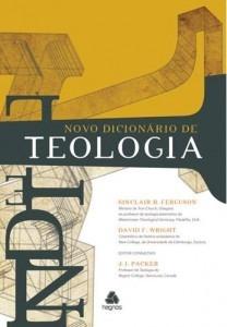 Dicionário S.b.ferguson - Novo Dicionário De Teologia