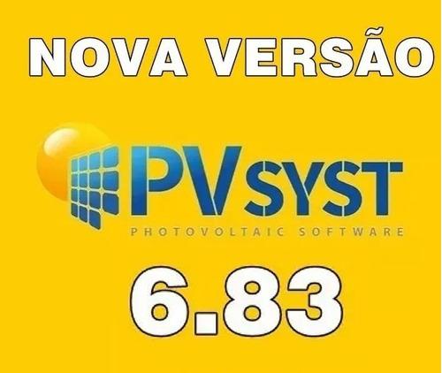 Pvsyst 6.8.3 Em Português