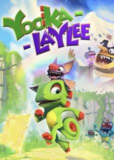 Yooka Laylee Steam Key Digital