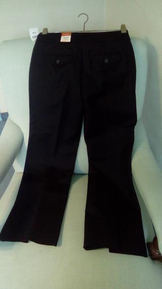 Pantalon De Vestir Negro Sin Uso Talle Small