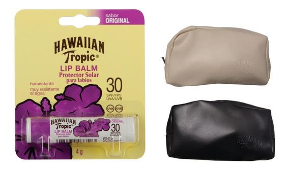 Protector Labial Hawaiian Tropic Para Labios Lip Balm 30 Spf