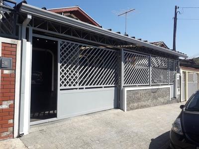 Casa Para Venda, 3 Dormitórios, Jardim Nossa Senhora De Fátima - Hortolândia - 348