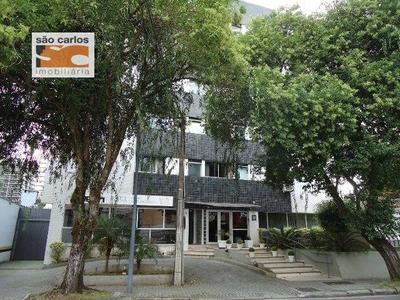 Flat Para Alugar No Bairro Centro Cívico Em Curitiba - Pr. - 1298-2