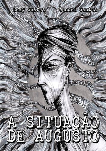 A Situação De Augusto Quadrinhos Terror H.p. Lovecraft