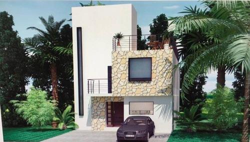 Imagen 1 de 8 de Se Vende Casa En Diseño Exclusivo, Residencial Arbolada