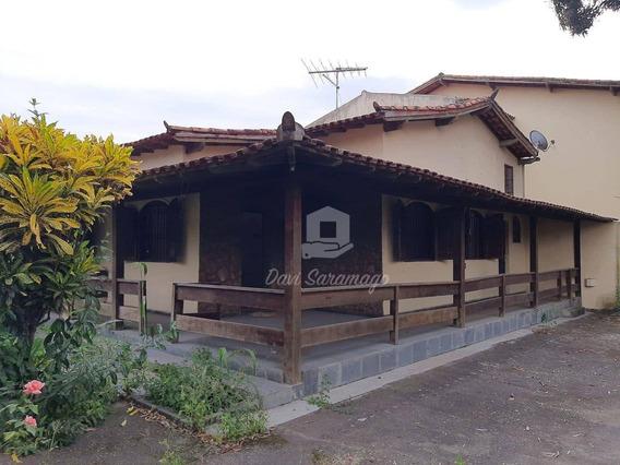 Casa Com 2 Dormitórios À Venda, 137 M² Por R$ 550.000,00 - Itaipu - Niterói/rj - Ca0266