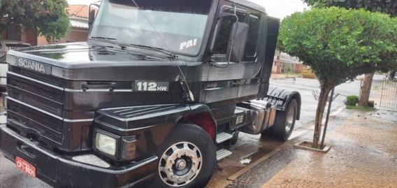 Scania 112 Hw Série Jubileu Ano 1991
